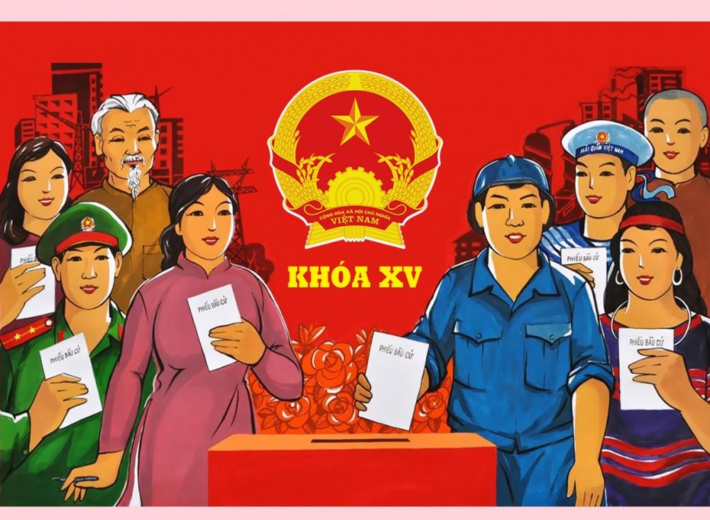 Tuyên truyền, vận động công nhân lao động tham gia bầu cử đúng quy định