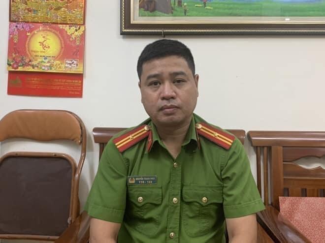 Thiếu tá Công an lao xuống hồ cứu người phụ nữ mang thai tự tử