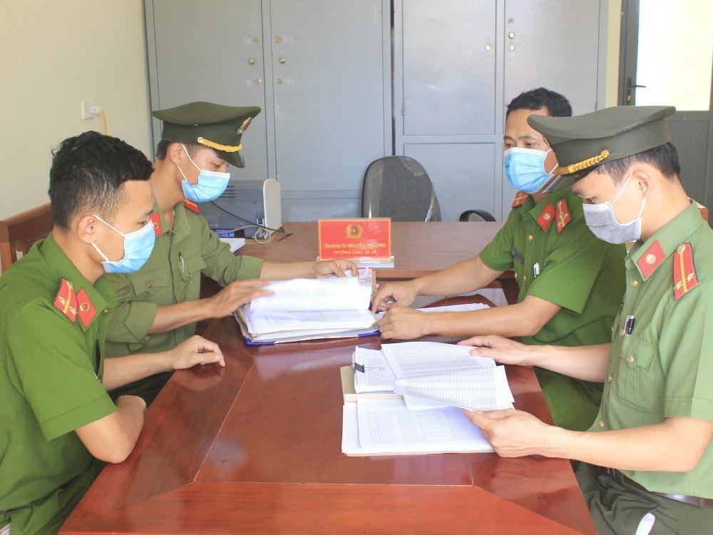 Xây dựng lực lượng Công an cơ sở chính quy, tinh nhuệ, hoạt động hiệu quả