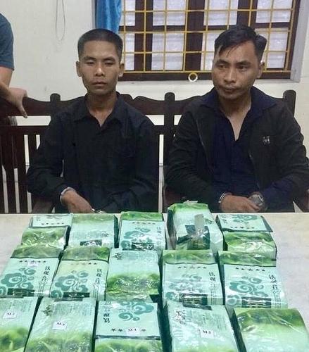 Nghệ An: Triệt phá đường dây ma túy xuyên quốc gia