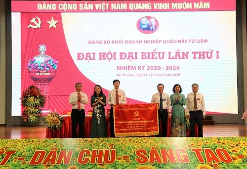 Quận Bắc Từ Liêm: Chú trong phát triển đảng viên trong doanh nghiệp ngoài nhà nước