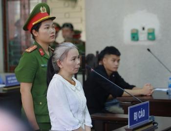 Y án tử hình đối với 6 bị cáo sát hại nữ sinh giao gà ở Điện Biên