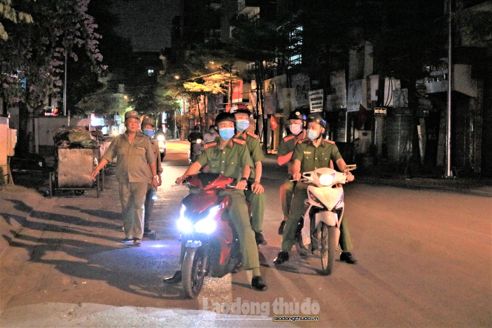 Đẩy mạnh công tác phòng, chống tội phạm trong mùa dịch Covid-19