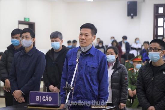 Xử phúc thẩm vụ án xảy ra tại CDC Hà Nội