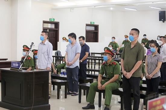 Y án 10 năm tù đối với cựu Giám đốc CDC Hà Nội