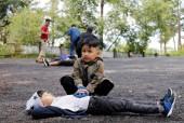 Cần rèn luyện kỹ năng sinh tồn cho trẻ em