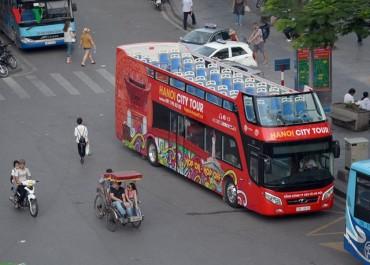 'Cơn sốt' xe buýt 2 tầng hạ nhiệt sau hơn 1 tháng ra mắt