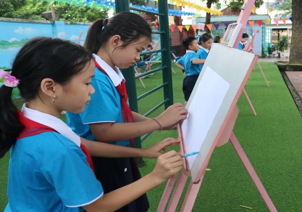 Vì một không gian học tập an toàn, sáng tạo cho trẻ
