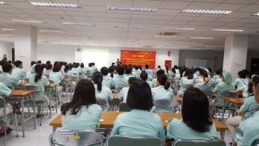 Tuyên Truyền, phổ biến pháp luật cho người lao động