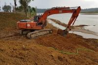 Vi phạm san lấp hồ Đồng Mô: Chính quyền đang vào cuộc xử lý