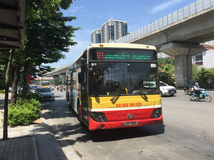 Thêm nhiều đối tượng được sử dụng phương tiện giao thông công cộng miễn phí