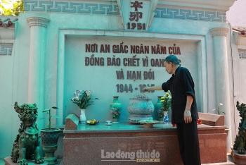 Chuyện về người trông coi ngôi mộ tập thể lớn nhất Việt Nam