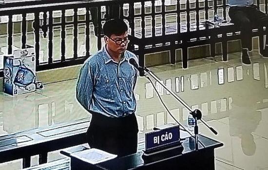 Y án 10 năm tù đối với ông Trương Duy Nhất