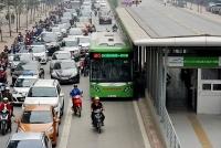 Giải pháp nào xử lý dứt điểm vi phạm lấn làn buýt BRT?