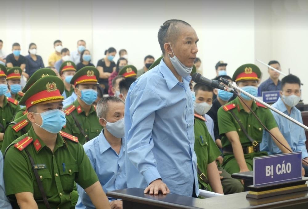 Tuyên án tử hình  bị cáo Lê Đình Công và Lê Đình Chức