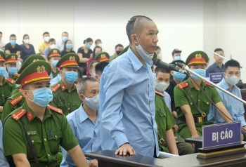 Nhóm chủ mưu xin lỗi gia đình 3 chiến sĩ hy sinh