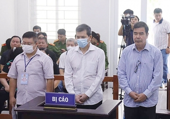 Nhóm cựu cán bộ Ban Quản lý dự án Lọc hóa dầu Nghi Sơn lập quỹ trái phép lĩnh án