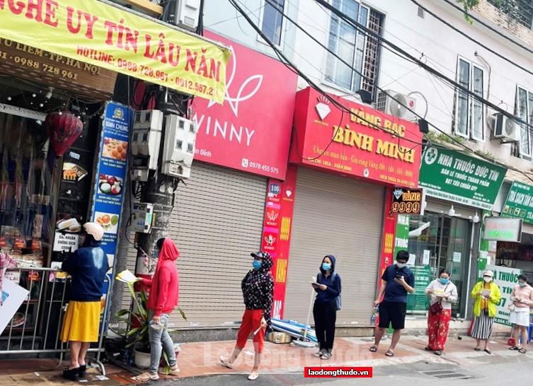 Cần siết chặt biện pháp phòng, chống dịch tại các cửa hàng bán mang về