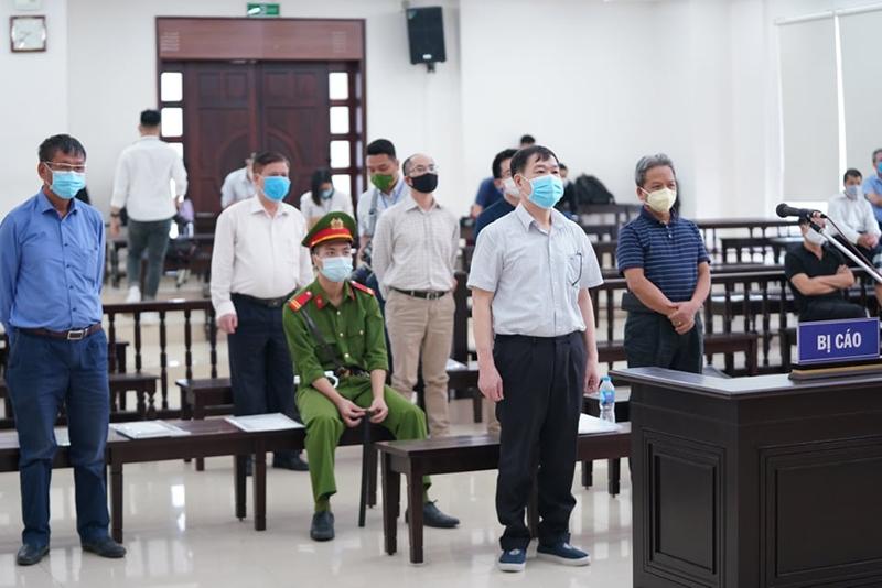 Xét xử phúc thẩm vụ Ethanol Phú Thọ: Không đồng ý để Công ty Mai Phương bồi thường thay cho Trịnh Xuân Thanh