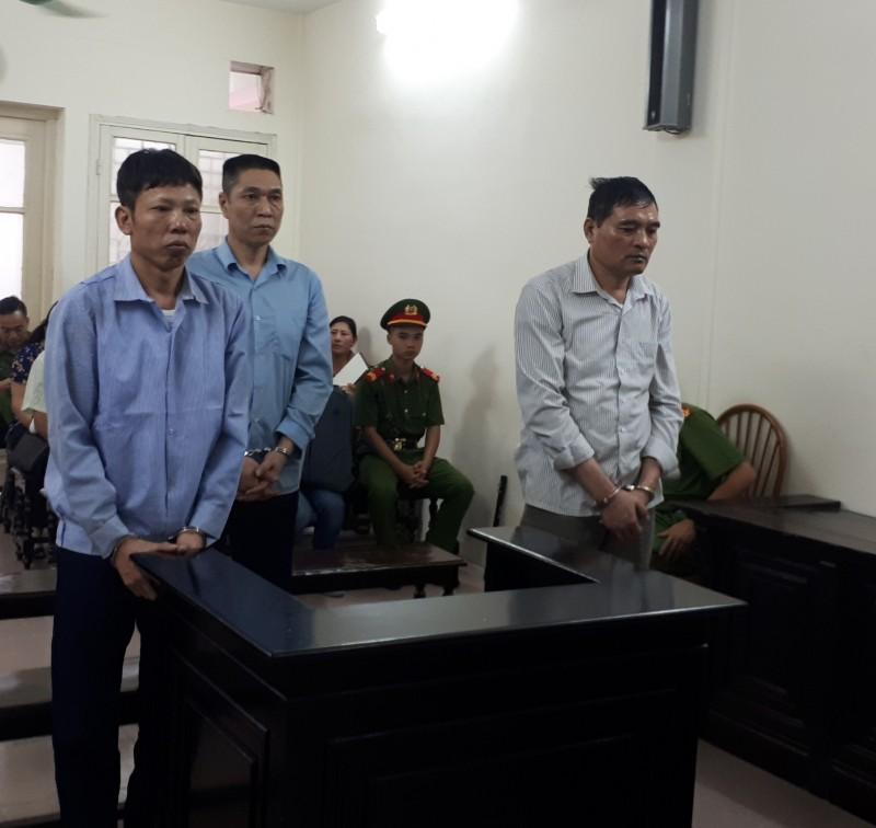3 án tử hình, 1 án chung thân cho nhóm buôn ma túy