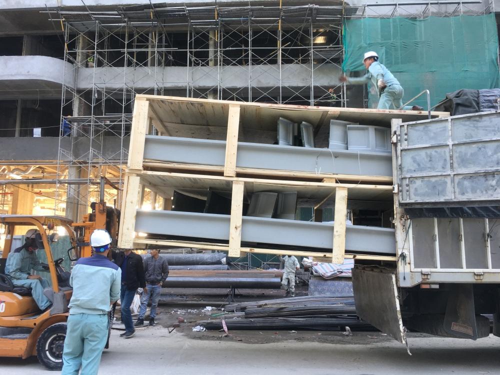 Ẩn họa họa mất an toàn lao động trên các công trường xây dựng