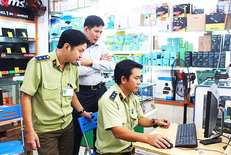 Tăng cường chống buôn lậu, gian lận thương mại trong hoạt động thương mại điện tử