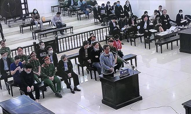 Xét xử đại án BIDV: Ông Trần Bắc Hà chỉ đạo chi nhánh Hà Thành phải cho Công ty Trung Dũng vay tiền