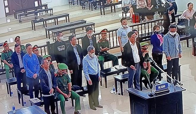 Xét xử đại án BIDV: Các bị cáo bị đề nghị mức án từ 3 đến 19 năm tù