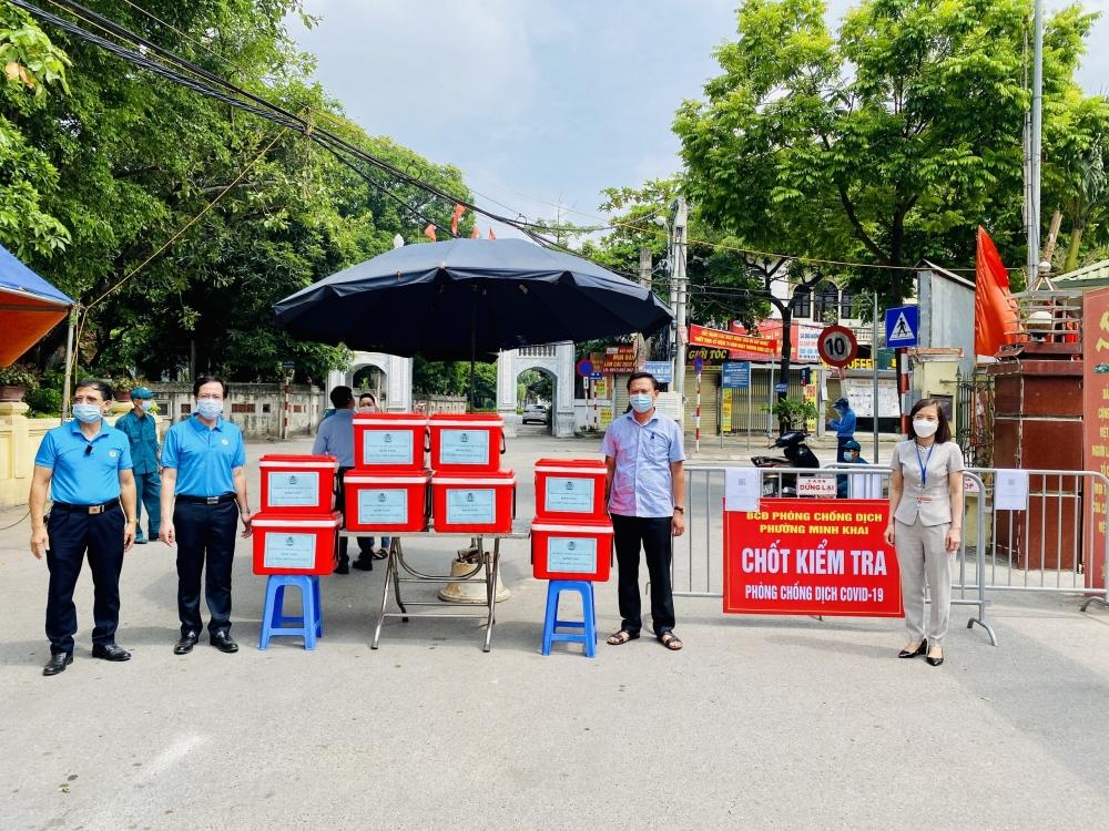 LĐLĐ quận Bắc Từ Liêm: Đẩy mạnh công tác tuyên truyền, nâng cao nhận thức cho người lao động