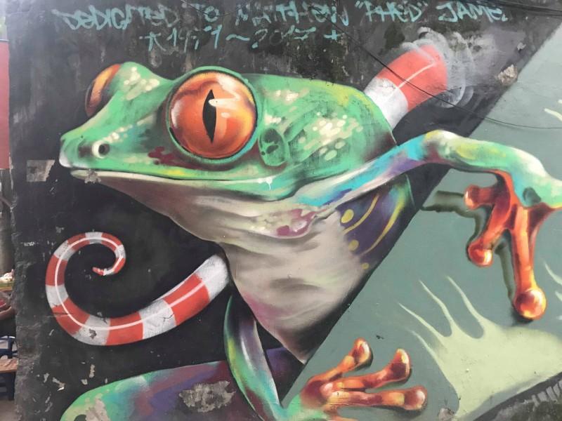 con duong graffiti noi song ao cuc ngau cho gioi tre ha noi