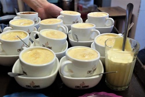Cà phê Giảng - Thương hiệu 70 năm nức tiếng Hà Thành