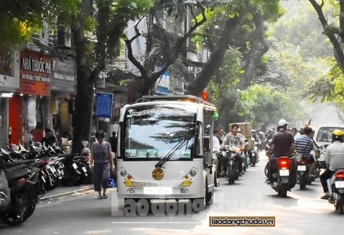 Góp phần giảm thiểu ô nhiễm môi trường và ùn tắc giao thông
