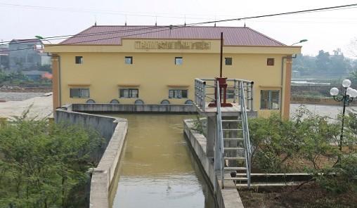 Chú trọng đầu tư, nâng cấp các công trình thủy lợi