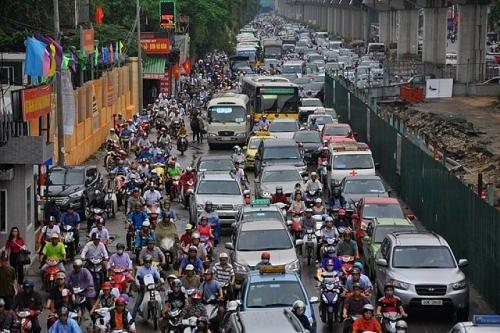 Cấm xe máy nội đô: Cần sự quyết tâm