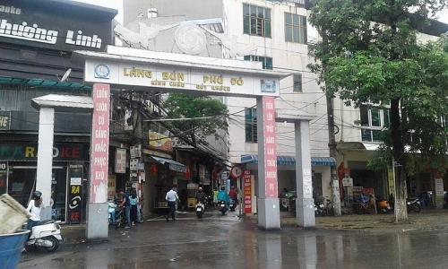 Phú Đô: Làng bún nức tiếng kinh kỳ