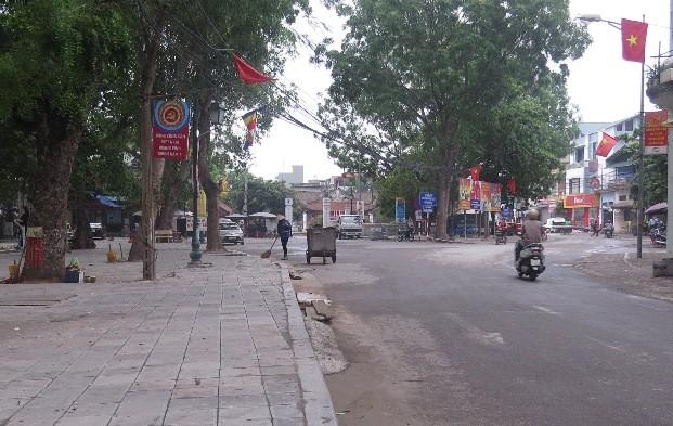 Huyện Quốc Oai: 100% xã đạt tiêu chí giao thông trong xây dựng nông thôn mới