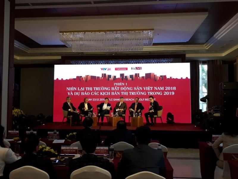 Bất động sản Việt Nam năm 2019 nhìn từ những xung lực mới