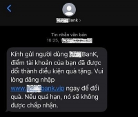 Cảnh báo thủ đoạn lừa đảo mới của tội phạm ngân hàng