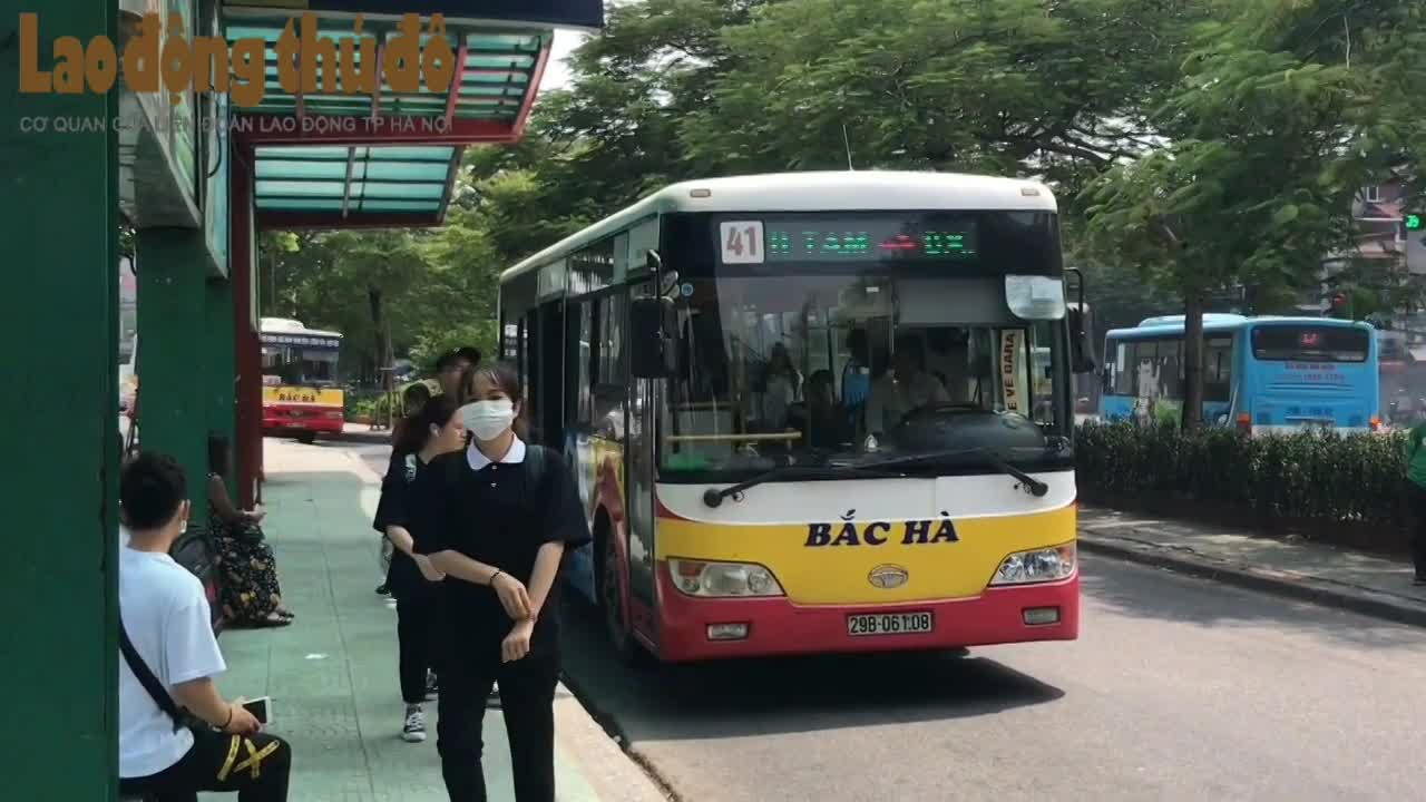 Cần thêm hạ tầng để xe buýt phát triển