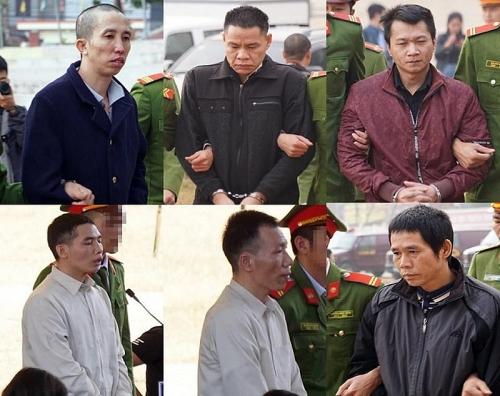Vụ nữ sinh giao gà ở Điện Biên: Viện Kiểm sát đề nghị tử hình 6/9 bị cáo