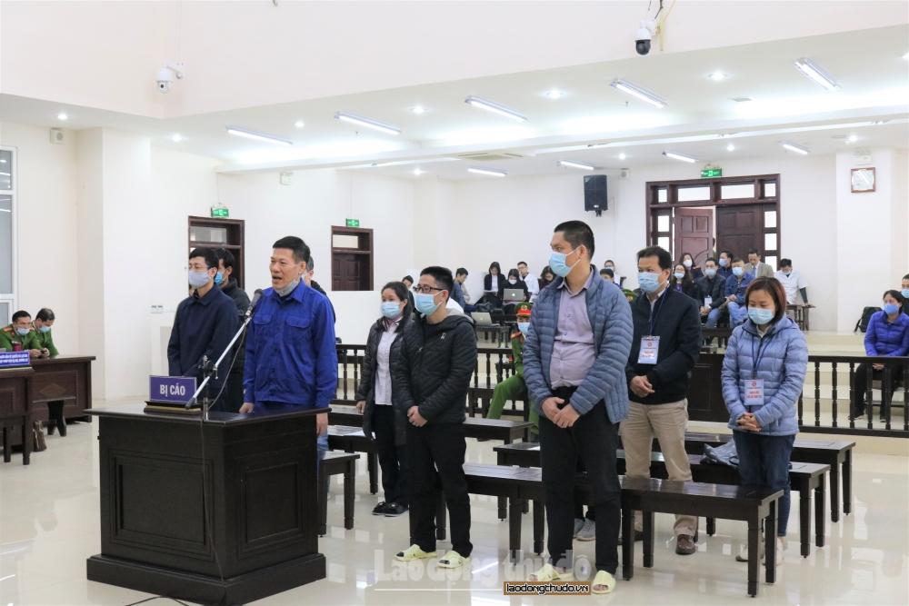 Cựu giám đốc CDC Hà Nội lĩnh án 10 năm tù