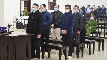 Tuyên án trùm đa cấp Lê Xuân Giang và đồng phạm