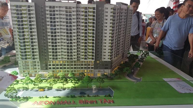 Hưng Thịnh ra mắt nhà mẫu Moonlight Boulevard