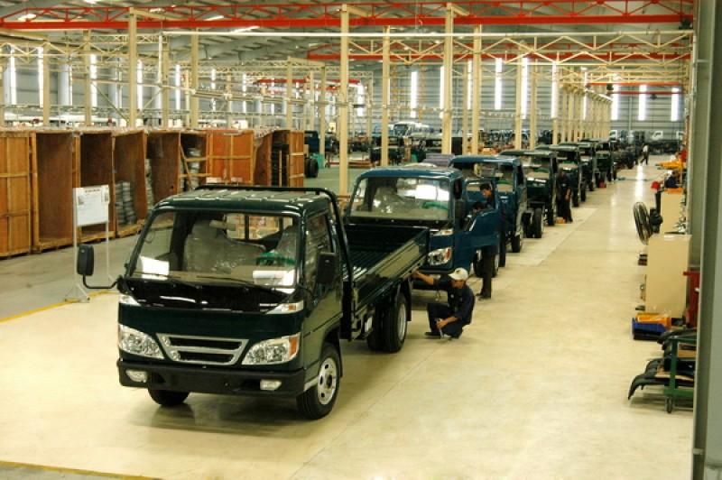 Hạ giá ô tô, THACO giảm 31% chỉ tiêu lợi nhuận sau thuế
