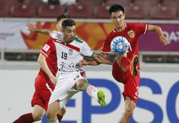Cục diện các bảng đấu tại VCK U23 châu Á