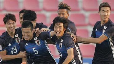 U23 Nhật Bản vào bán kết giải châu Á bằng chiến thắng 3-0