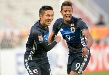 Nhật Bản tranh ngôi vương với Hàn Quốc ở giải U23 châu Á