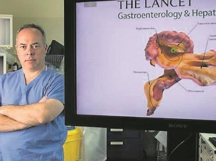 Phát hiện 1 bộ phận mới của cơ thể người