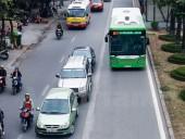 Hà Nội tiếp tục mở thêm tuyến buýt nhanh BRT 02 Kim Mã-Hòa Lạc
