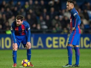 Lionel Messi lập siêu phẩm, Barcelona thoát thua ở phút 90